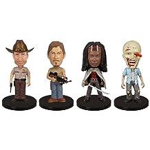 Walking Dead: 4pc Mini Set
