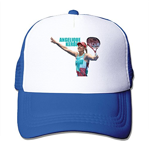 fan products of XJBD Unisex Angelique Kerber Baseball Cap Hat RoyalBlue