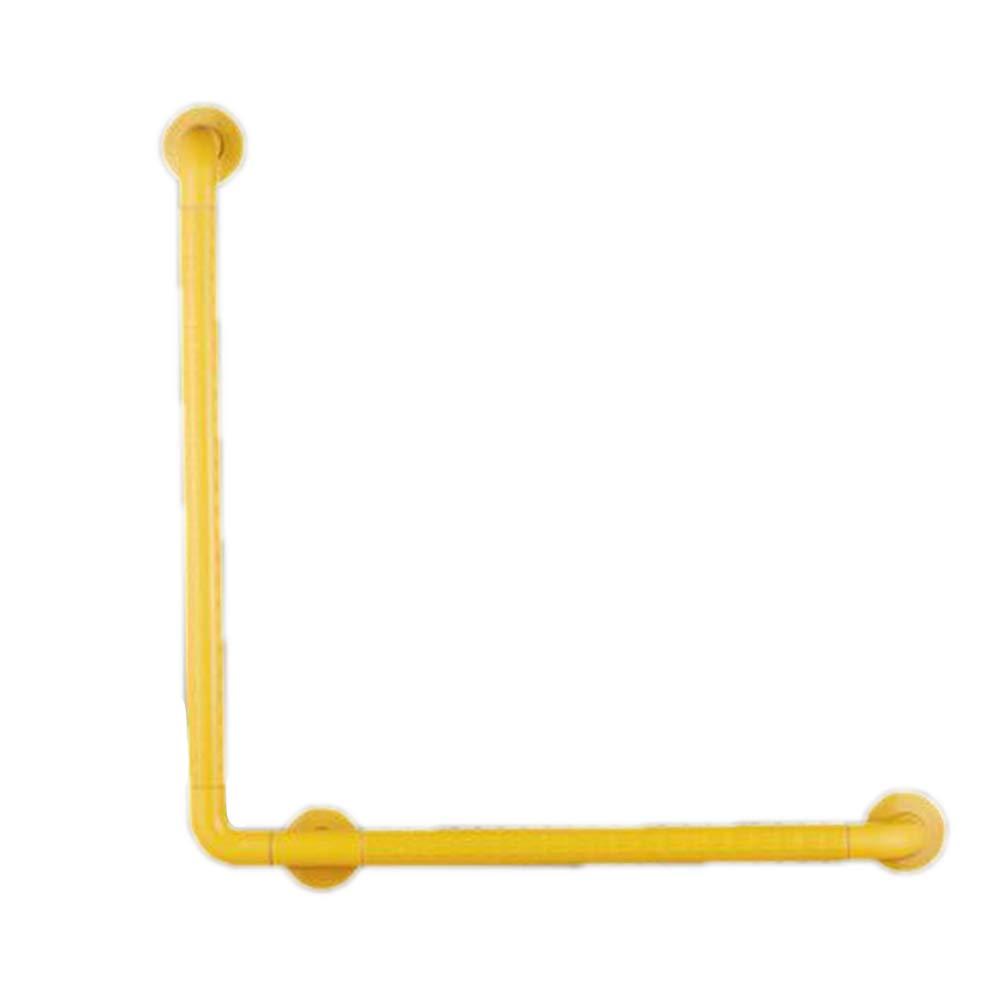 超特価激安 手すり 手すり - B07N4RMTJR 手すり Yellow - バスルームの安全L字型スクエアユニバーサルバスルームトイレシャワールーム滑り止め壁高齢者バリアフリー Yellow B07N4RMTJR, ハウズ how's:a11574a6 --- a0267596.xsph.ru