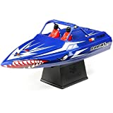 Pro Boat Sprintjet 9' Self-Righting Jet Boat Brushed RTR, Blue, PRB08045T2