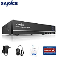 Sannce 8-Channel HD 1080N Home Security Surveillance System Video DVR Recorder -- NO HDD