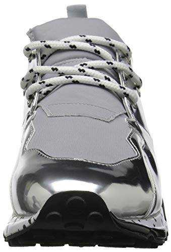 Cliff Silver Sneaker Steve Women's Madden wzpCOqxEfY