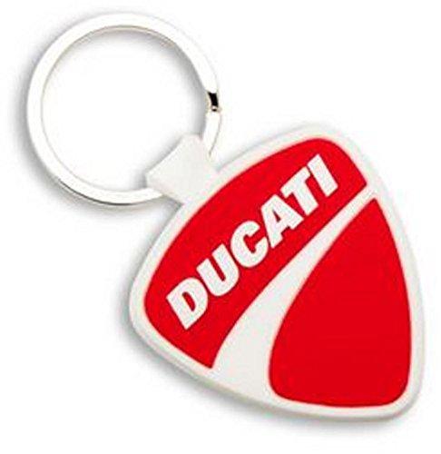 Amazon.com: Ducati logotipo de la compañía escudo PVC ...