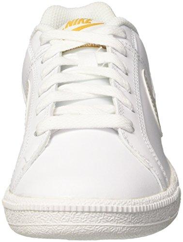 WMNS Blanc Chaussures Tennis Yellow Nike Blanc Light 110 de Court Bone mineral Femme Royale White gw8tqdSF