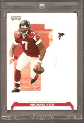 2006 Playoff NFL Football Card #43 Michael Vick ()