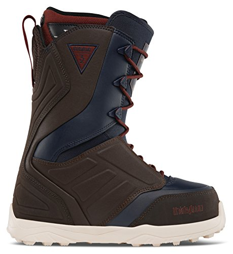 thirtytwo Lashed Bradshaw Snowboard Boot - Men's Brown, (Brown Mens Snowboard Boots)
