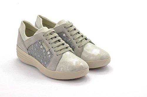 Zapatos ROMY marca Zapatos 12 mujer Hueso Para STONEFLY Gris Hueso modelo Mujer para color STONEFLY Rq0wpP