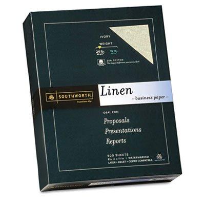 Southworth Linen Business Paper - 6