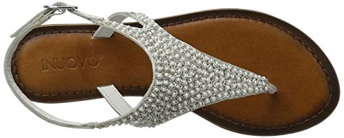 Inuovo Dames 7230 Teen Trenner Wit (wit)