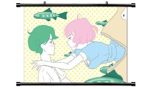 The Tatami Galaxy Anime Fabric Wall Scroll Poster Wp Tat-5 L
