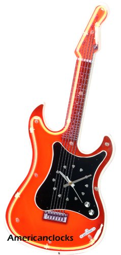Neon Guitar Light - 3