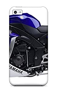 Ideal Benailey Case Cover For Iphone 5c(yamaha Motorcycle ), Protective Stylish Case