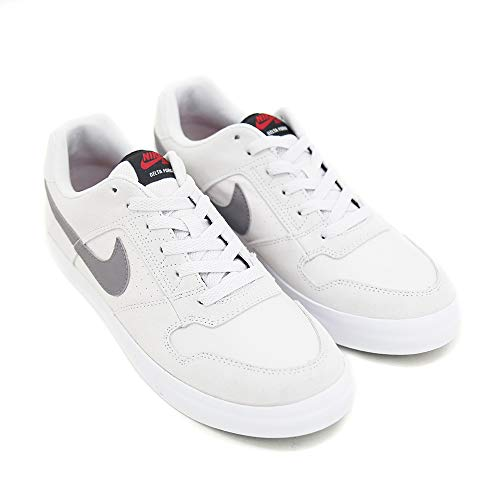Grey Crush Vast da Scarpe NIKE SB Force 001 Basse Ginnastica red Vulc Delta Gunsmoke Multicolore Uomo black vwZqPAcqB