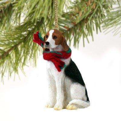 American Foxhound Christmas Ornament - Conversation Concepts American Fox Hound Original Ornament
