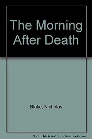 book cover of The Morning After Death