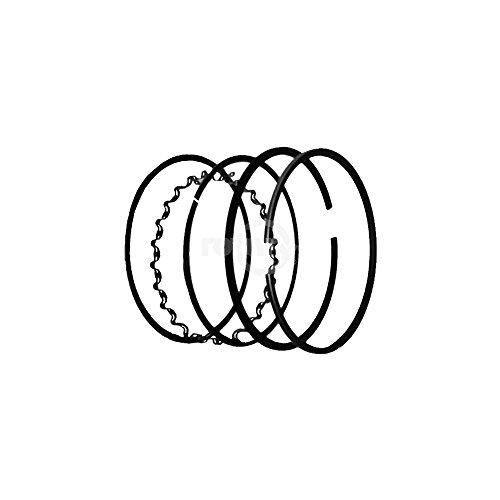 Piston Ring Set replaces 232577S. Fits 8 HP Engine for Kohler Model K-181. For Rotary #6743 Piston Assembly.
