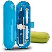 Estuche de viaje para cepillo de dientes eléctrico