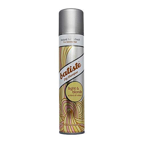 Shampoo Seco Light & Blonde, Batiste, 200 ml