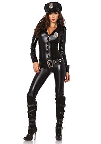 Officer Payne Adult Costume - Large - -