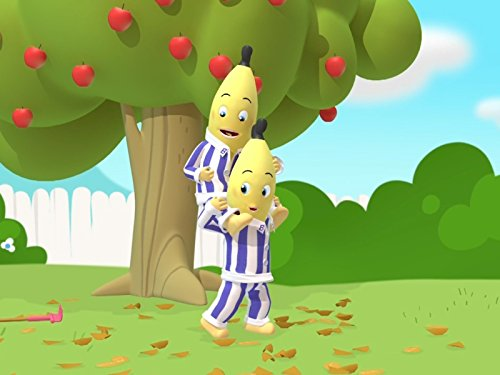 The Gardening Bananas / Pink Pyjamas