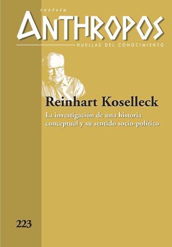 Reinhart Koselleck (Huellas) (Spanish Edition)