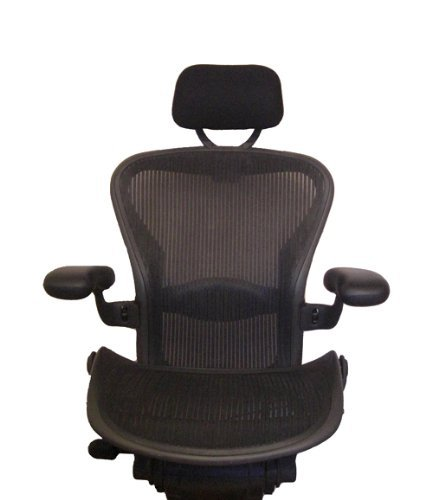 5a8acf598e0b35 Engineered Now Headrest For Herman Miller Aeron Chair HR-01 Multi   Amazon.co.uk  Kitchen   Home