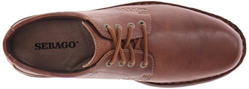 Sebago Heren Metcalf Effen Teen Oxford Tan