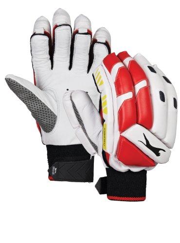 Slazenger Men's County Cricket Batting Gloves, Left Hand