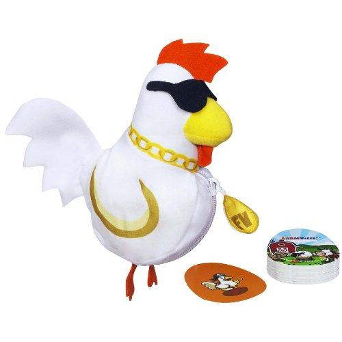 Farmville Animal Game Funky Chicken/Go Fish Game