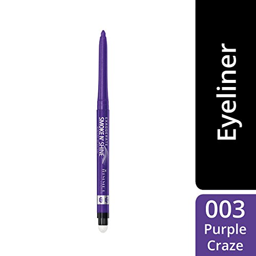 Rimmel Exaggerate Smoke'N Shine Eyeliner 003/Purple Craze