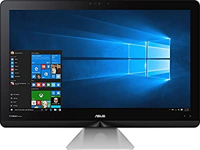 "Asus Zen 23.8"" Full HD Touchscreen All-In-One Desktop Computer, Intel Core i5-7200U up to 3.10GHz, 8GB RAM, 1TB HDD, HDMI, USB 3.1, Bluetooth 4.1, Windows 10"