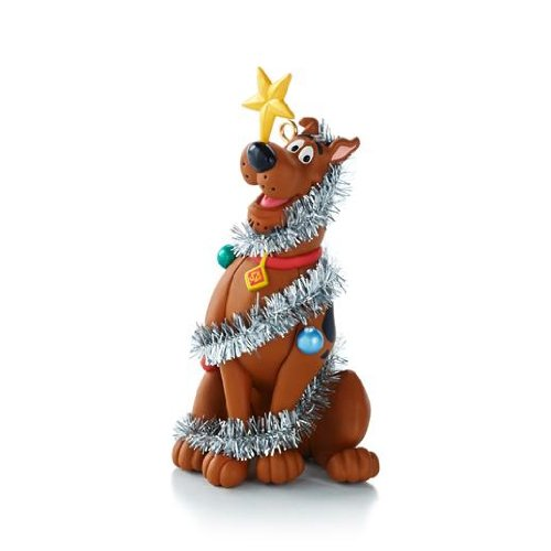 Scooby-Doo Shines Through 2013 Hallmark Ornament