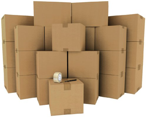 Cheap Cheap Moving Boxes LLC Mover's Value Pack 30 Boxes with Supplies (Office Supplies Cheap)