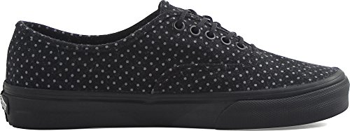 Mixte polka Black Basses Dots Authentic Vans Sneakers Adulte tRqWOpW4wn