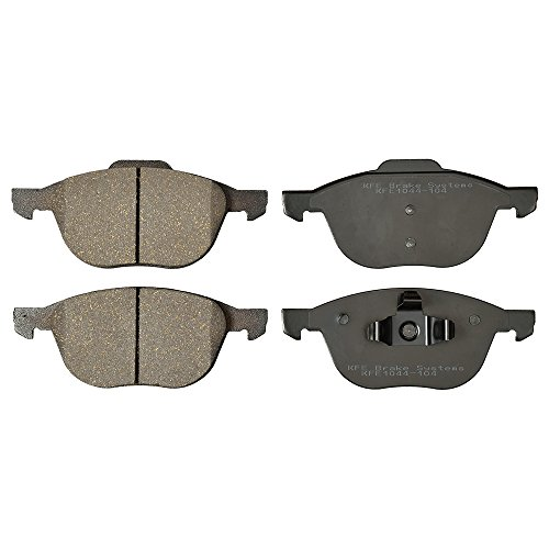 KFE Ultra Quiet Advanced KFE1044-104 Premium Ceramic FRONT Brake Pad Set