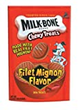 Milk Bone Dog Treats Filet Mignon Flavor 5.6 Oz Review