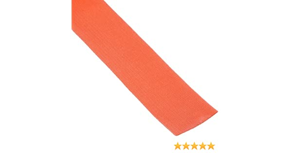 30 Length Hook and Loop 2 Wide VELCRO 1836-OW-PB//B Orange Nylon Onewrap Strap
