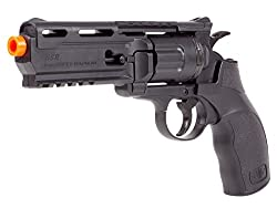 Elite Force H8R Revolver - Black Airsoft Pistol/Gun