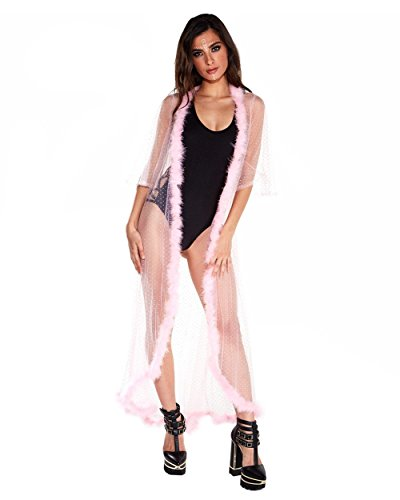 iHeartRaves Marilyn Rave Robe (Small, (Genie In A Bottle Costume For Halloween)