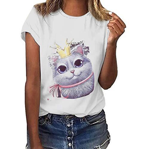 Eaktool Women Summer Shirts for Women Vneck Shirts for Women Workout Shirts for Women