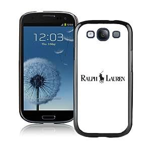 Lauren Ralph Lauren 03 Black Samsung Galaxy S3 I9300 Cell Phone Case Durable And Nice Designed Case