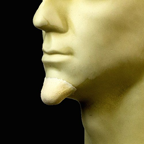Rubber Wear Foam Latex Prosthetic - Small Witch Chin FRW-016 - Makeup and Theater -