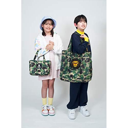 BAPE KIDS by a bathing ape 2021 SPRING/SUMMER COLLECTION ショッピングバッグ MILO 型エコバッグ BOOK 付録