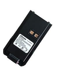 Batería de radio bidireccional Ailunce HD1 3200mAh 7.4V Batería de ión de litio original compatible con la radio digital Aevil HD29 Retevis RT29 de Ailunce (1 paquete)
