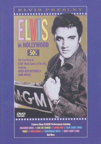 Elvis Presley: Elvis In Hollywood [DVD] by Elvis Presley B01I05O4Z8