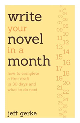 Write a book in one month
