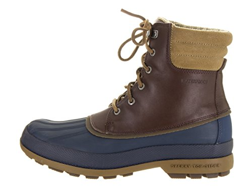 Navy Sider Brown Men's Boot Cold Sperry Bay Top Boot A0qnxO