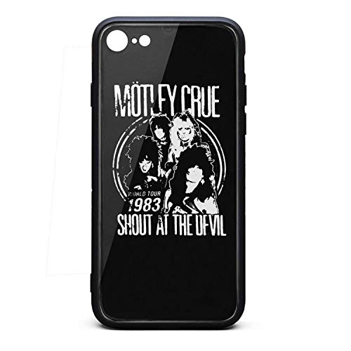iPhone 6 Plus/iPhone 6s Plus Case Motley-Crue- Slim Soft TPU Protective for iPhone 6 Plus/iPhone 6s -