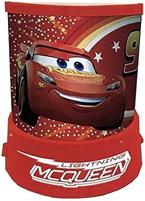 Luz nocturna Proyector de Estrellas Con Los personaje Cars Disney ...