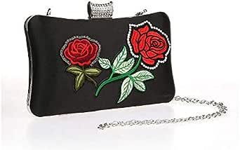 حقيبة للنساء-اسود - حقائب كلاتش